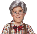 Morris Costumes MR-172086 Old Man Child Wig