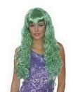 Morris Costumes MR-177223 Mermaid Wig Green