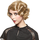 Morris Costumes MR-177683 Wig Gatsby Girl Golden Blonde