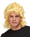 Morris Costumes MR-179031 Mullet Wig Blonde