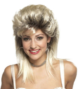 Morris Costumes MR-179501 Wig Rocker Groupie 80'S Blonde