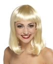 Morris Costumes MR-179506 Wig Peggy Sue Blonde