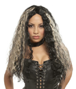 Morris Costumes MR-179511 Wig Rocker Crimped Long