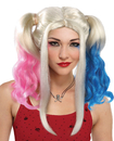Morris Costumes MR-179607 Harley Rules Wig