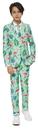 Morris Costumes OS-B0004LG Boys Tropical Suit Meister Lg
