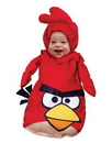 Papermagic 769767 Angry Birds Red Infant 0-9