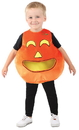 Morris Costumes PP-14996XS Pumpkin Candy Catcher Tod 4-6