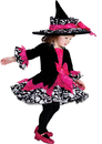 Morris Costumes PP-4041MD Janie The Witch Child 8