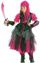 Morris Costumes PP-4211MD Caribbean Pirate Child Md 8