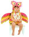 Morris Costumes PP-4229XS Hootie The Owl Child Xs 4