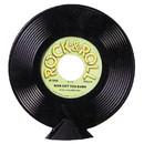 Beistle Co QA-55 Record Centerpiece  9 Inch
