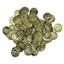Morris Costumes QA-69 Dubloons Gold Pack Of 144