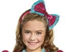 Dreamgirl RL-9600PK Dance Craze Child Hedband Pink