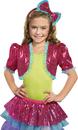 Dreamgirl RL-9601PKML Dance Craze Bolero Pink Med Lg