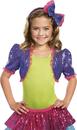 Dreamgirl RL-9601PRSD Dance Craze Bolero Purple Sm M