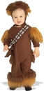 Rubies 11681T Chewbacca Toddler Size 2 To 4
