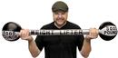 Rubie's RU-1305 Bar Bells Inflatable