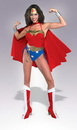 Rubies 16405SM Wonder Woman Small Adult