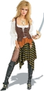 Rubie's RU-16845 Pirate Wench Std Adult