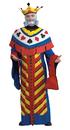 Rubie's RU-16871 Playing Card King Adult