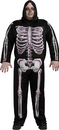 Rubie's RU-17727 Skeleton Adult Costume 44-52