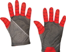 Rubie's RU-200311 Spiderman Red/Black Ch Gloves