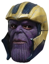 Rubie's RU-200420 Thanos 3/4 Vinyl Adult Mask