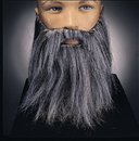 Rubie's RU-2045GY Full Beard And Mustache Grey
