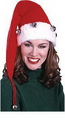 Rubie's RU-22031 Santa Hat W Bells X Long