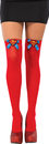 Morris Costumes RU-32208 Supergirl Adult Thigh High