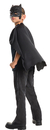 Morris Costumes RU-32669 Doj Batman Chd Cape With Mask