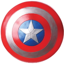 Rubie's RU-32677 Ca3-Captain America Shield 24I