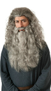 Rubie's RU-34035 Gandalf Wig/Beard Kit