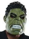 Rubie's RU-36246 Hulk 3/4 Adult Mask