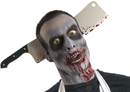 Rubie's RU-3726 Zombie Cleaver Thru Head