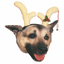 Rubie's RU-432 Reindeer Dog Antlers