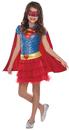 Morris Costumes RU-510042MD Supergirl Tutu Dress Child Med