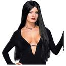 Rubie's RU-51735 Addams Family Dlx Morticia Wig
