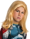 Rubies RU-53051 Thor Wig Child