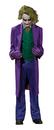 Rubies 56215LG Joker Grand Heritage Adult Lar