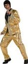 Rubie's RU-56249MD Gold Lame Suit Grand Hertge Md