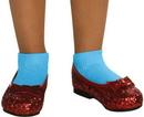 Rubie's RU-59910SM Dorothy Sequin Shoes Child Sm
