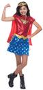 Morris Costumes RU-610749SM Wonder Woman Tutu Child Small