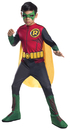 Morris Costumes RU-610828MD Robin Child Medium
