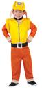 Morris Costumes RU-620327T Paw Patrol Rubble Toddler 3-4T