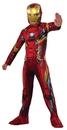 Rubie's RU-620581LG Iron Man Cw Child Large