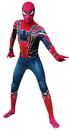 Rubie's RU-701166LG Iron Spider Skinsuit 42-44