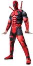 Rubie's RU-810109XL Deadpool Muscle Adult Xl