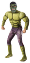 Morris Costumes RU-810290XL Hulk Adult Muscle Xl