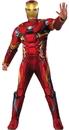 Rubie's RU-810968XL Ca3 Iron Man Adult Xl